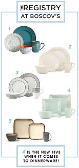 four is the new five when it es to dinnerware learn why with boscovs