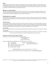 Avis, Marques commerciales, Vérification du matériel   Franklin Fueling  Systems TS 550 evo Fuel Management System Installation Manuel d'utilisation    Page 3 / 28