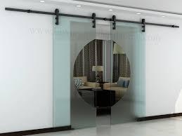 glass barn doors. Splendiferous Glass Sliding Barn Doors With D