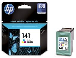 Картридж для принтера <b>HP 141 CB337HE</b> (<b>трехцветный</b>) купить ...