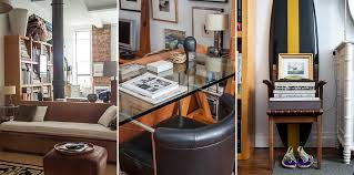 How One Collector Makes Studio Living Work Home Tours 40 Lonny Impressive Apartment Designer Collection