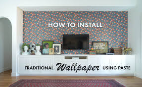 how to wallpaper furniture. Rifle-Paper-Co-Wallpaper-9 How To Wallpaper Furniture