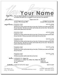 professional resume layout examples professional resume layout ...