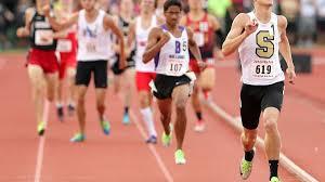 Daniel Kuhn went from Trine baseball player to IU track athlete