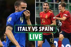 Italy vs Spain LIVE: Stream, Score, and TV Channel – Torres shines as  Italy's long unbeaten run is put to the test. - Techno Trenz