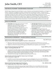 Engineering Resume Examples Resume For Engineers Engineering ...