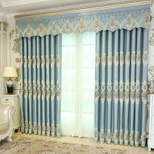 Europäischen Luxus Vorhänge Für Schlafzimmer Fenster Vorhänge Stile