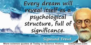 Freud Dream Quotes