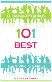 There's nothing like a good game to bring a family together. 20 Fun Teen Party Games You Have To Play Fun Stuff To Do