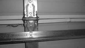 garage door brace. Garage Door Binding Repair Brace