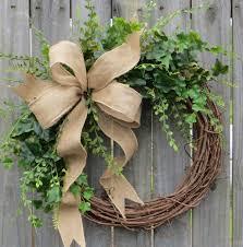 wreaths for front doorsTulips Wreaths for Front Door  Gorgeous Wreaths for Front Door