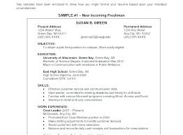 Best Example Resumes Best Objective Resume Resume Work Objective