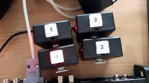 Tally Light System Wireless Tally Light For Atem Datavideo Sony Mcx 500