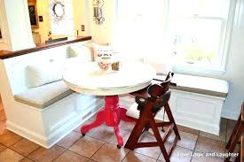 kitchen table built in kitchen table ideas contemporary homemade built in kitchen table ideas full size