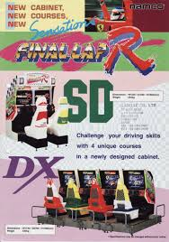 r flyers the arcade flyer archive video game flyers final lap r namco