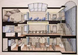 Interior Design Portfolio Ideas interior design sketches