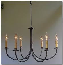 ace wrought iron hand forged chandelier 6065 fibre