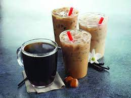 Their two standard flavors, french vanilla and chocolate, are really tasty. Burger King Perks Up Its Menu With Lattes