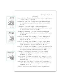 Sample Of An Apa Research Paper Apa Research Paper On Ptsd Ptsd References For Paper