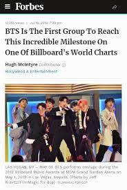 India Billboard Charts Bangtan India