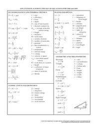 Physics 2 Formula Chart 78 Best Physics Images Physics Physical Science Science