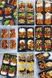 30 minute meal prep en recipes