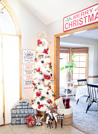 diy farmhouse inspired tree for the michaels dream tree challenge whipperberry