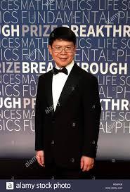 San Francisco Usa 4th Nov 2018 Zhijian James Chen Attends The