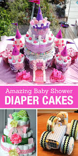 amazing baby shower diaper cakes diy party ideas and how to make a diaper cake