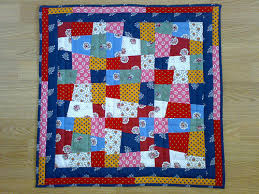 dutchblue: found it! & August doll quilt challenge. The pattern is called