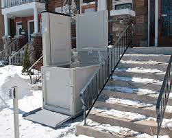 Bullock Access Make Your Home Handicap Accessible With Platform - Exterior wheelchair lifts