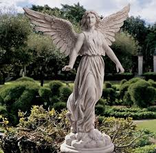 garden angel statues. Great Angel Garden Decor Statues Home Inspirations I