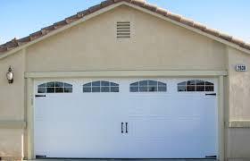 cascade garage doorNew Build Renovation Sonoma Series wCascade Windows from Wayne