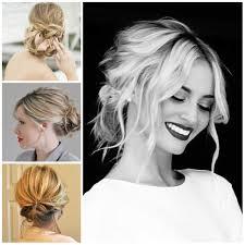 Een Nette Klassieke Bruiloft Kapsels Halflang Haar