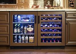 glass door fridge for home attractive glass front refrigerator for home attractive door freezer security decoration