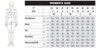 Size Chart The Vintage Curator For Womens Dress Size