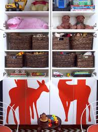 Kids Bedroom Storage Organizing Storage Tips For The Pint Size Set Hgtv