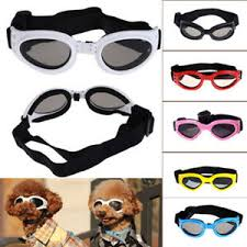 Details About Pet Protection Small Doggles Dog Sunglasses Pet Goggles Eye Uv Sun Glasses