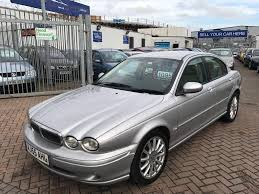 2005 55 JAGUAR X TYPE DIESEL SUPERB CONDITION FOR THE YEAR AND ...