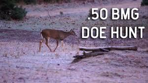 1.75 titanium vs 50 cals baddest rounds. Unbelievable 50 Bmg Whitetail Deer Hunt At Legends Ranch Youtube