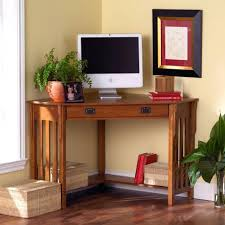 space saver desks home office. Creative Computer Desks Home Office Design With Cool Wooden Corner Small Space Saving Desk Solutions Saver