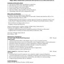 sample criminal justice resume template sample criminal justice resume pretty sample resume objectives criminal justice medical billing and coding resume sample