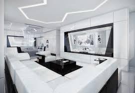 modern black white. 20 Wonderful Black And White Contemporary Living Room Designs Modern K