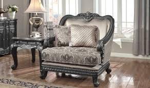 Traditional Living Room Furniture Sets 618 Florence Traditional Living Room Set In Black By Meridian