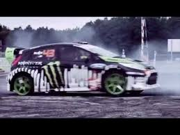 Drift Car Monster Energy Ford Fiesta Parte Youtube
