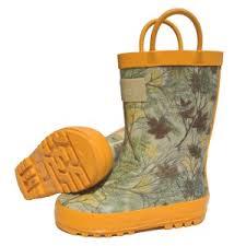 Oakiwear Rain Boots Size Chart Oakiwear Rain Boot For Kids