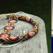 Bead Loom Bracelet Patterns Best Best Loom Beading Bracelet Patterns Products On Wanelo