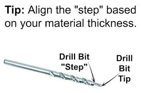 Kreg Jig Depth Chart How To Get Precise Pocket Hole Depth Kreg Tool Company