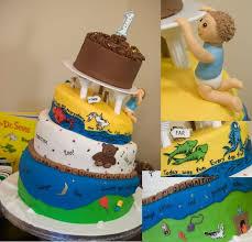 8 Unique First Birthday Cakes For Boys Photo Balloon Birthday Cake