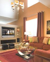 decorating chic family room decorating